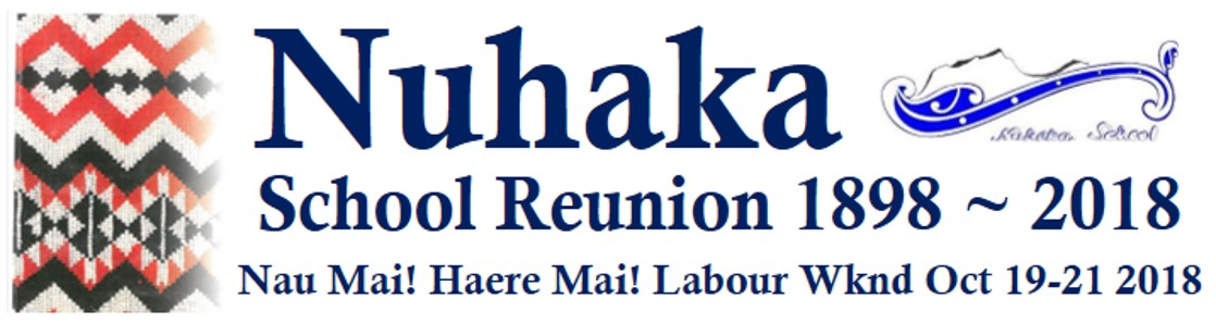 Nuhaka School Jubilee 2018